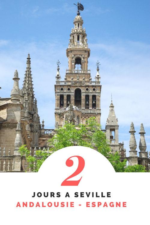 Que voir à Séville en quelques jours ? Visite des incontournables : la cathédrale de Séville, la Giralda, le Palais de l'Alcazar, le Quartier de Santa Cruz et le Quartier de l'Exposition de 1929 - Andalousie - Espagne