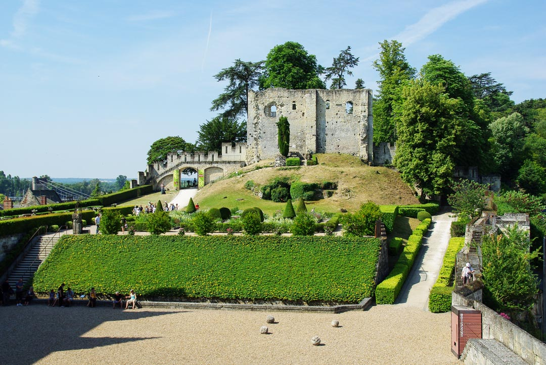 donjon du château de Langeais