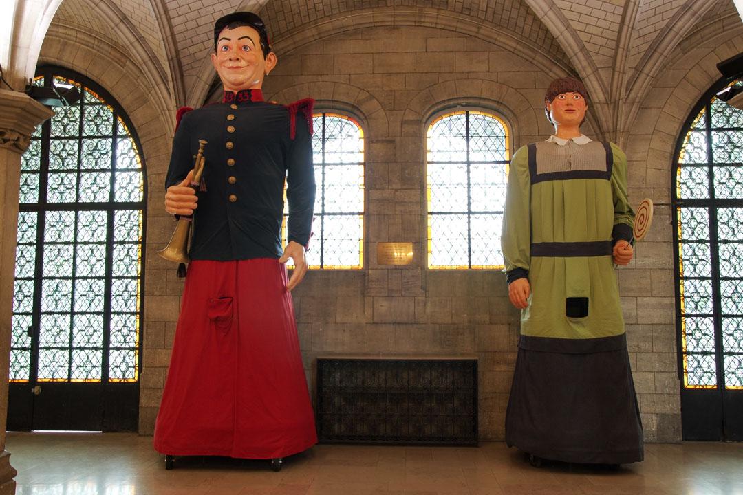 Les géants d'Arras