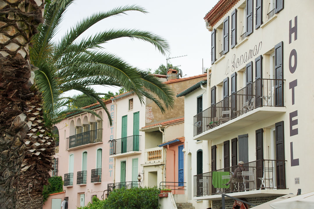 que voir à Collioure - pyrennées Orientale