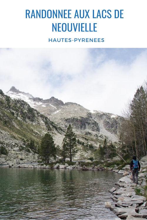 Randonnée d'une demi-journée aux lacs de Néouvielle dans les Hautes-Pyrénées