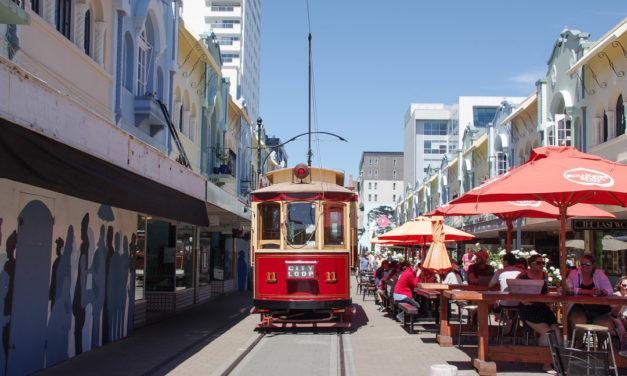 Visiter Christchurch en une journée