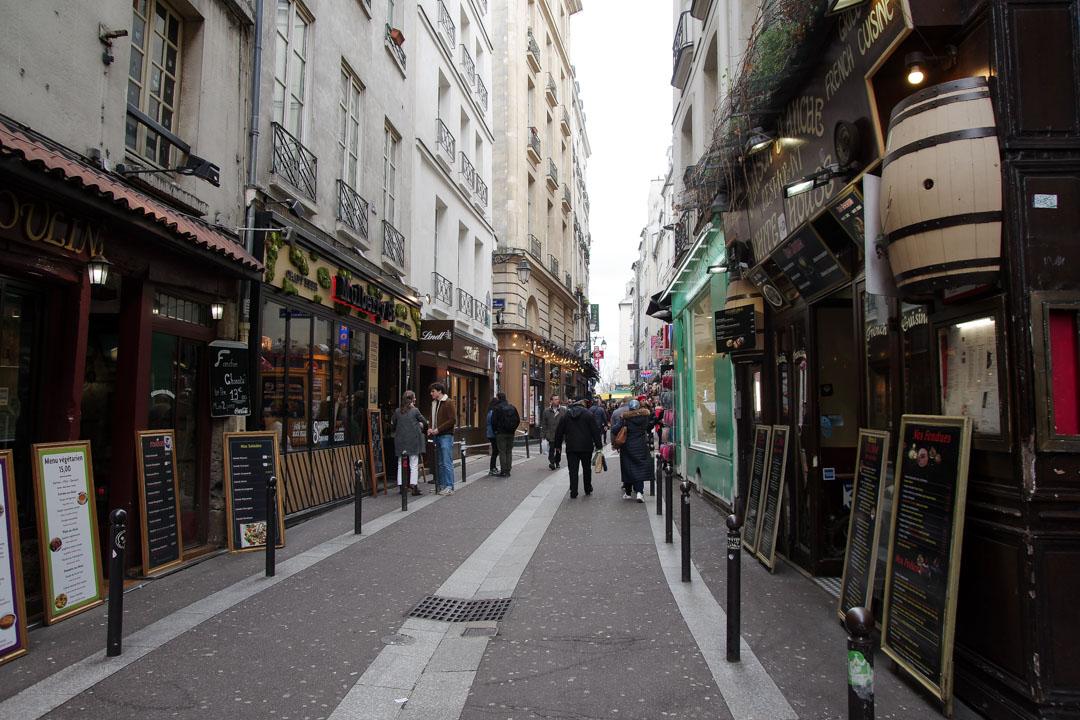 Rue de la Huchette - Paris