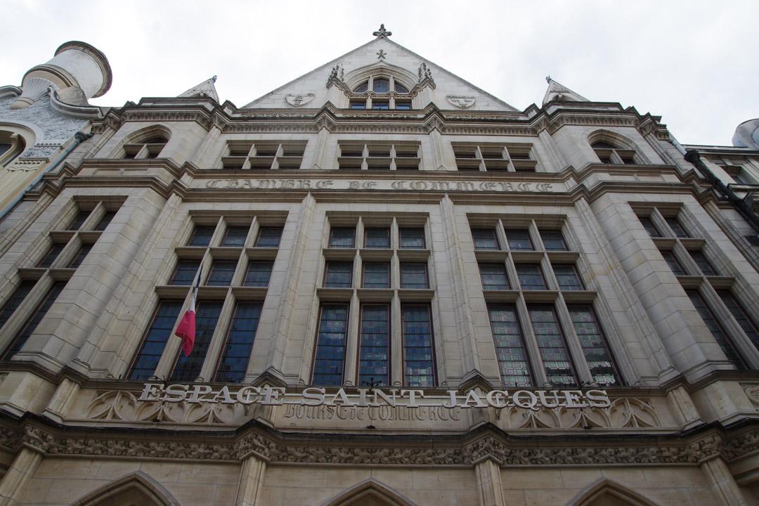 Espace Saint-Jacques - ancienne chambre de commerce de Saint Quentin