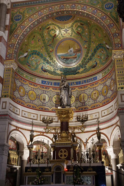 Coeur de Notre Dame de la Garde