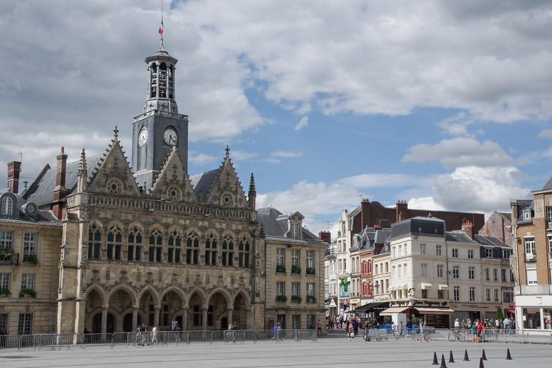 Hotel de Ville de Saint-Quentin