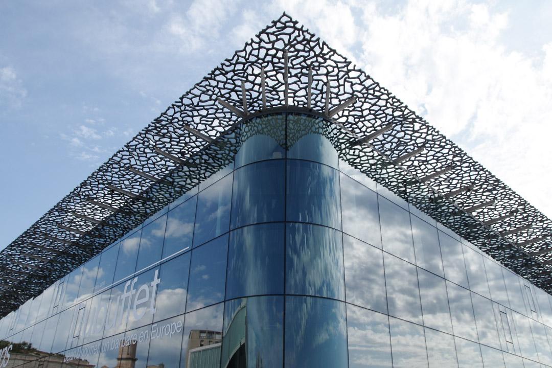 Musée du MUCEM à Marseille