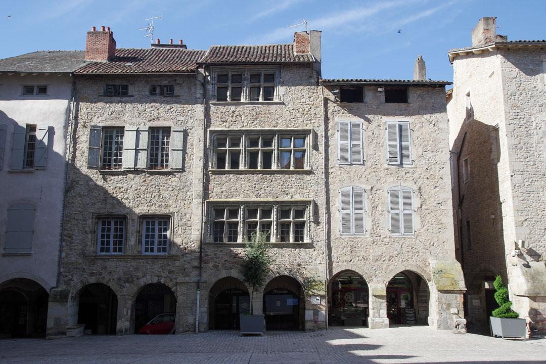 Villefranche de Rouergue - Bastide dans l'Aveyron