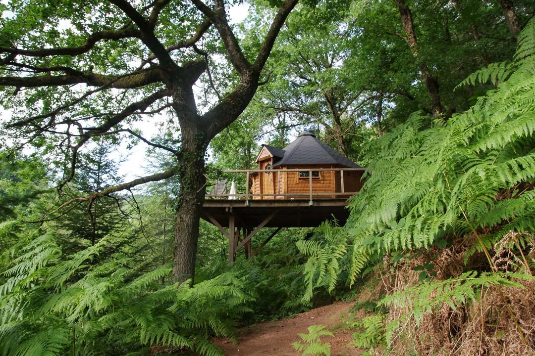 Cabane de la Ferme du Duzou