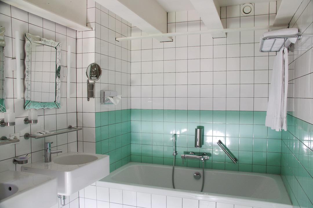 salle de bain - villa augustus - dordrecht
