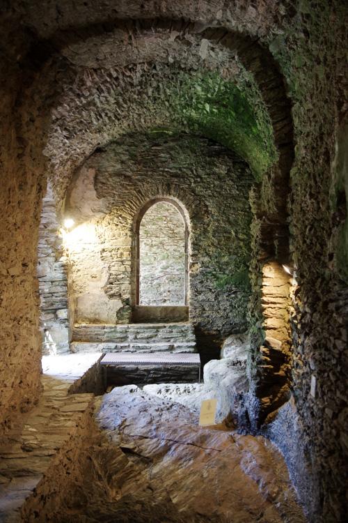 Chateau de Belcastel en Aveyron
