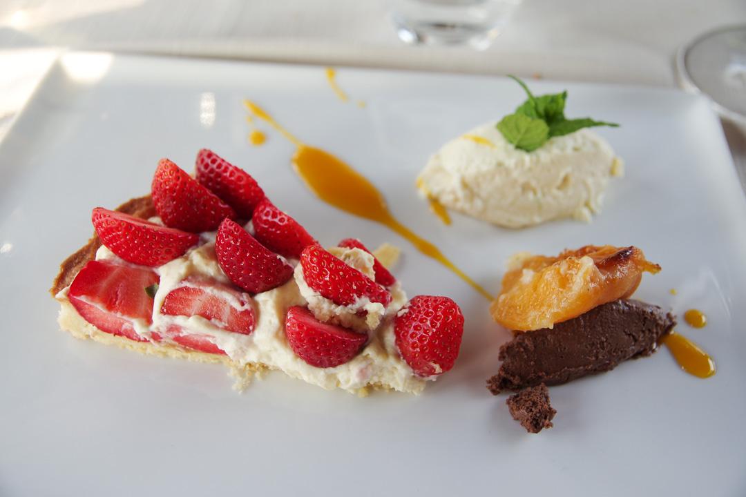 Dessert - Restaurant Côté Saveurs à Villefranche de Rouergue