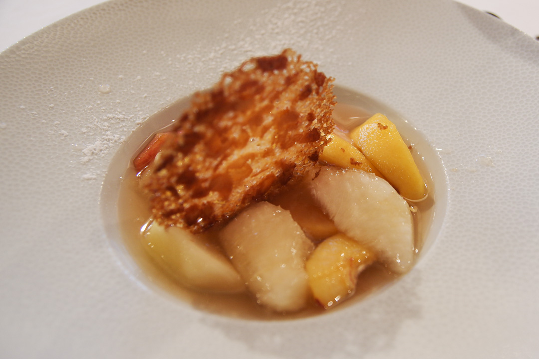 Dessert - Restaurant Route d'Argent - Bozouls