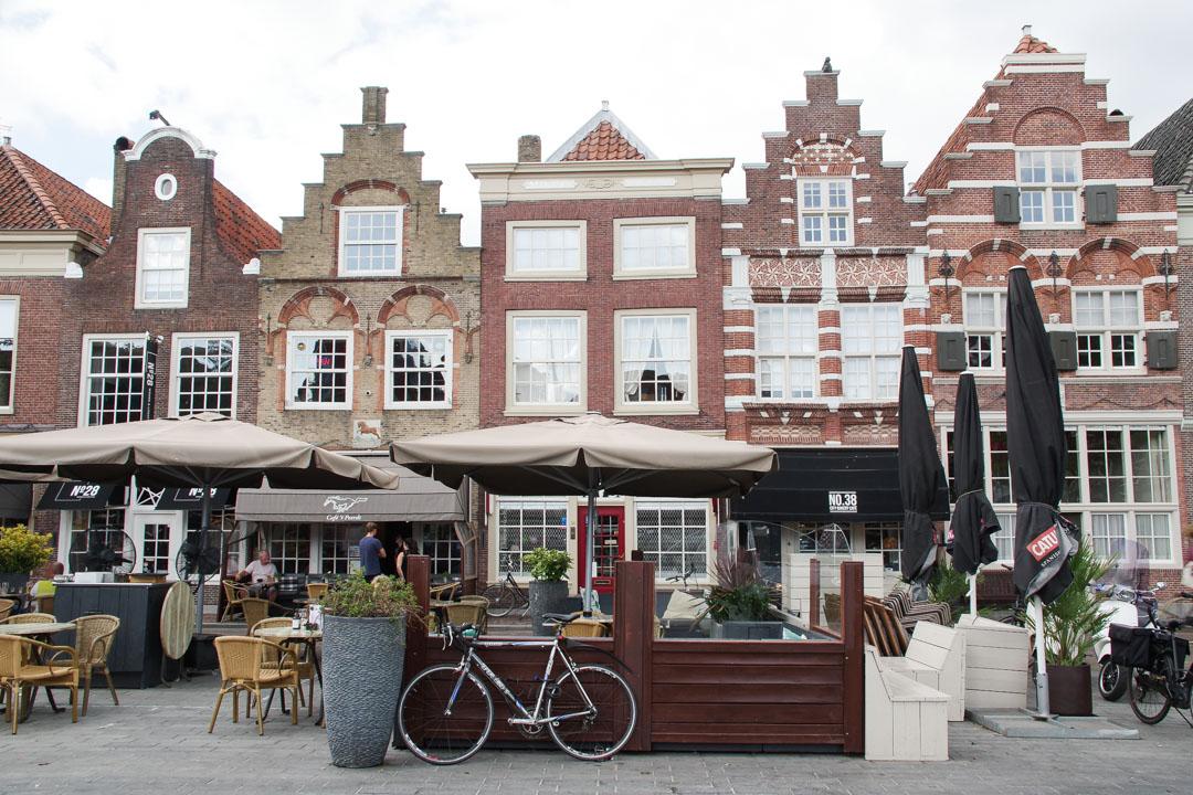 centre ville de Dordrecht