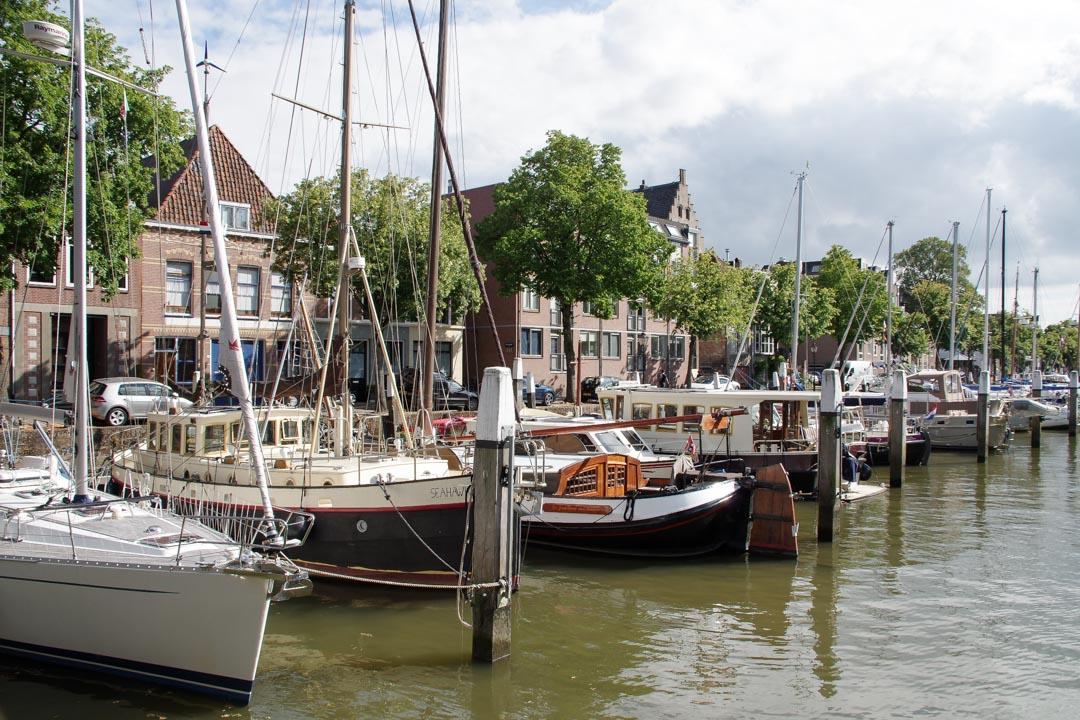 port intérieur de Dordrecht