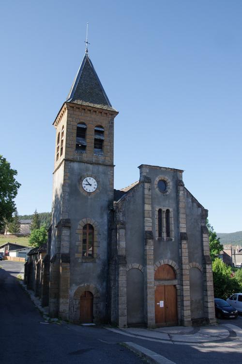 Eglise - Le Bleymard
