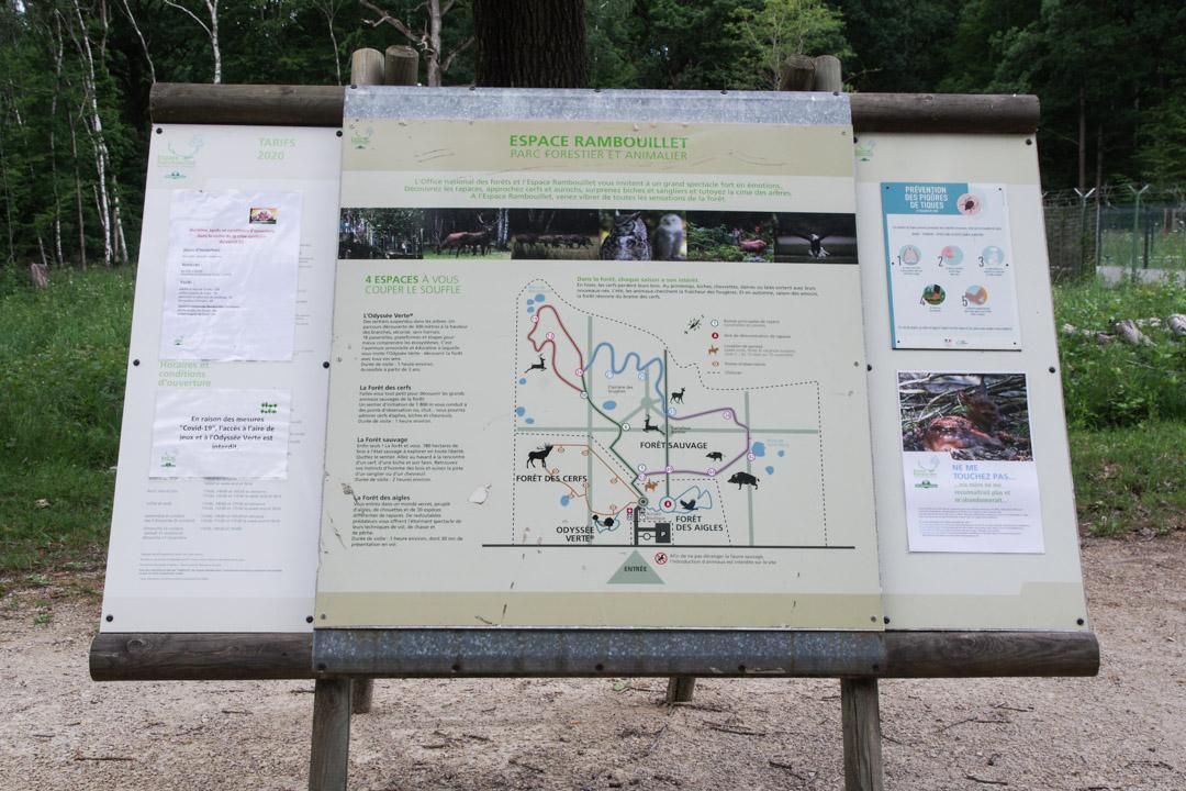 Parc Animalier Espace Rambouille