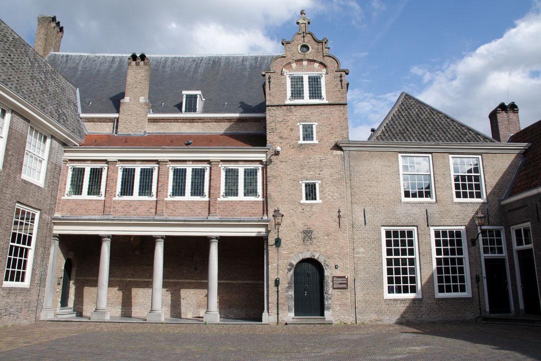 Batiment du Het Hof Nederland