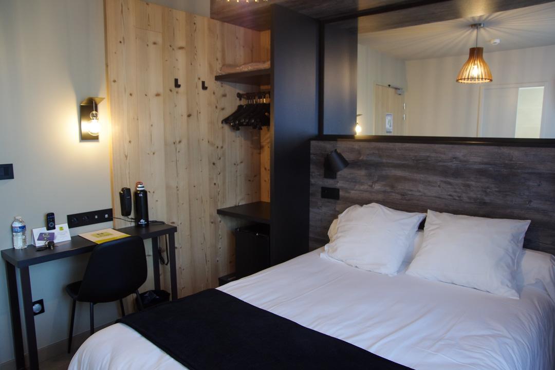 Chambre d'hôtel à La Remise - Le Bleymard en Lozère