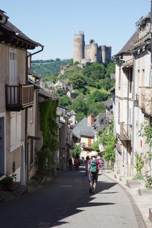 Village de Najac - Aveyron