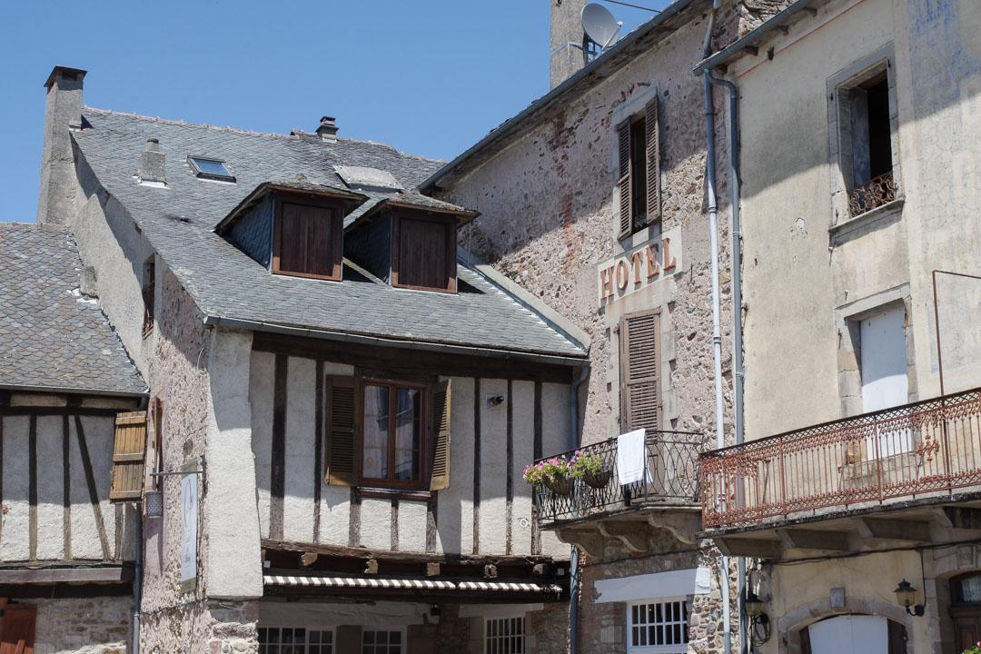 Boutique Hôtel les Fleurines - Villefranche de Rouergue