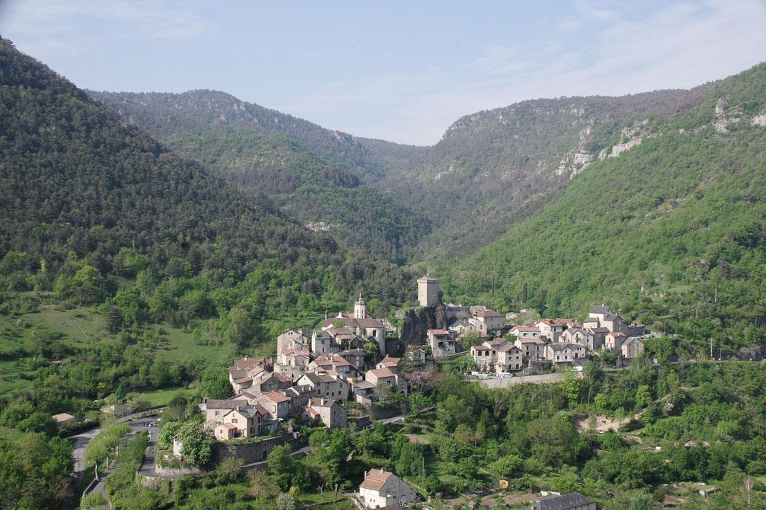 Peyreleau - Aveyron
