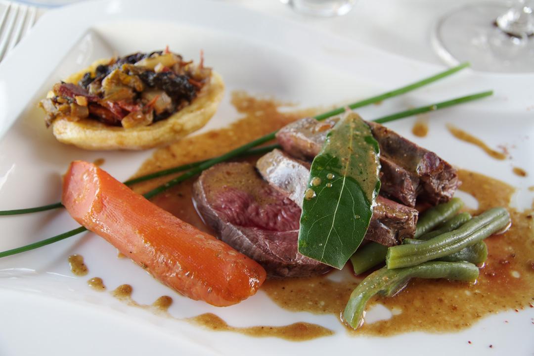 Plat - Restaurant Côté Saveurs à Villefranche de Rouergue