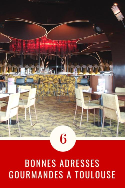 6 bonnes adresses de restaurant à Toulouse