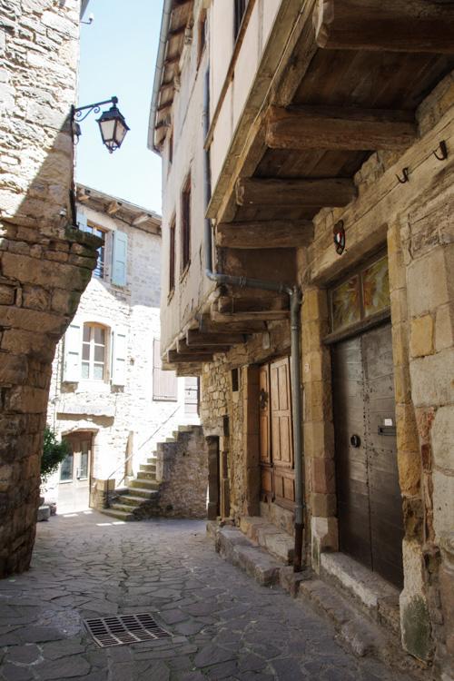 Cité médiévale de Séverac le Château