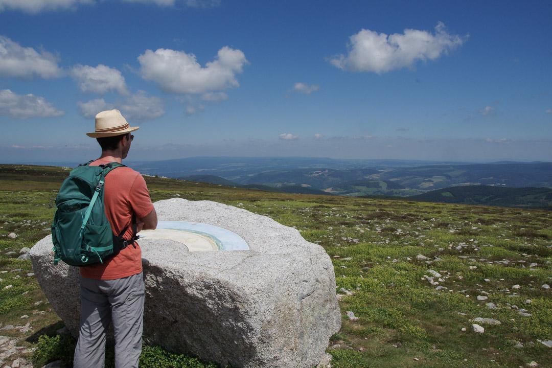 Sommet Finiels - Mont Lozère