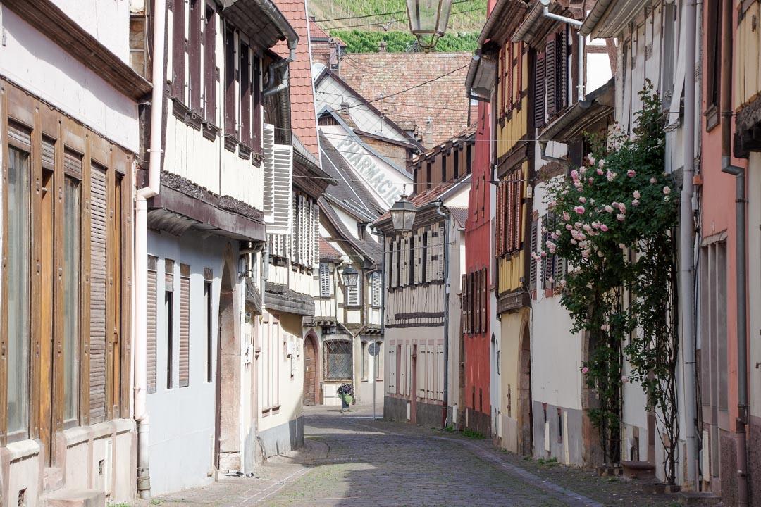 Barr, un village typique de l'Alsace