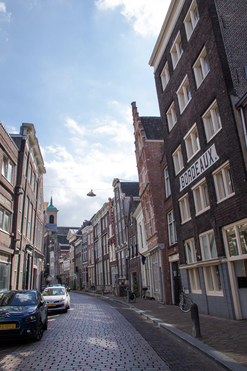 immeuble Bordeaux - Dordrecht