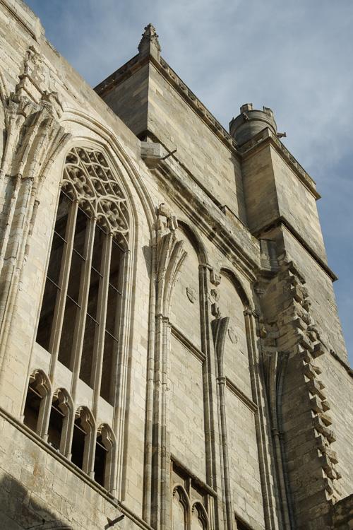cathedrale inachevée de Narbonne