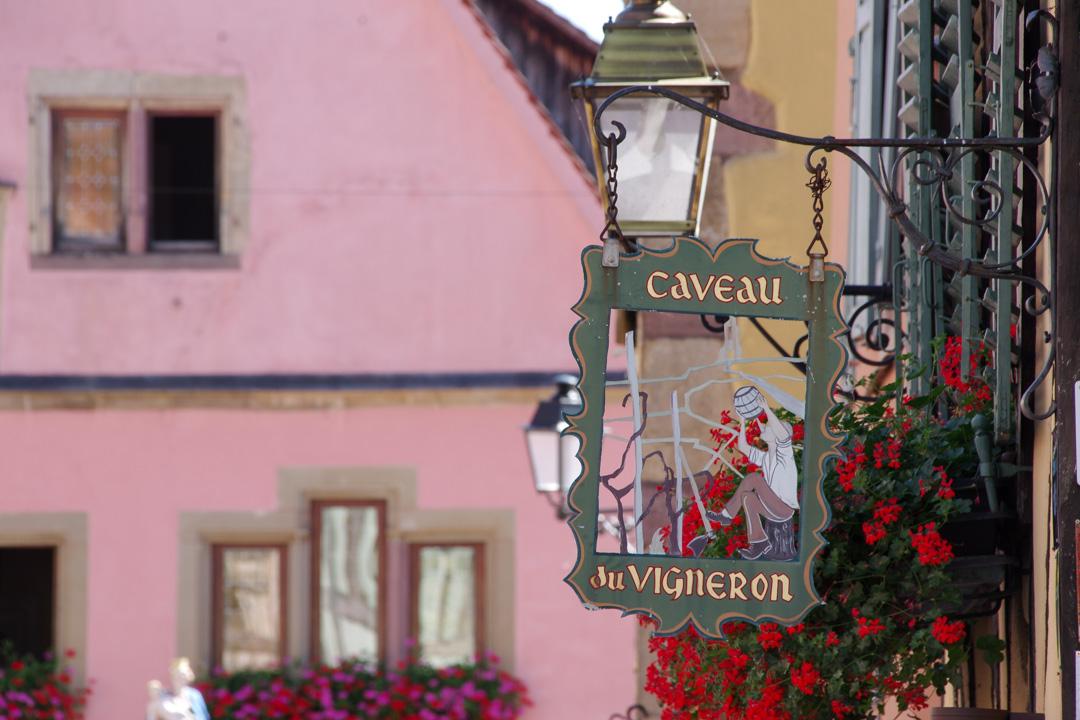 Le Caveau du Vigneron à Turkheim