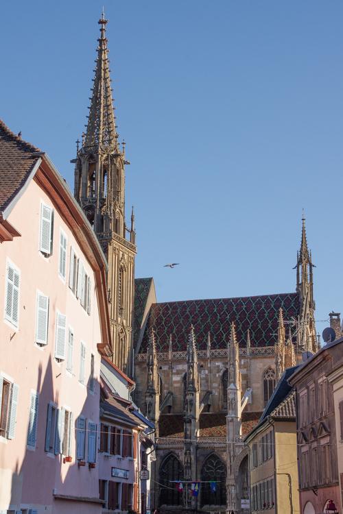 Eglise de Thann