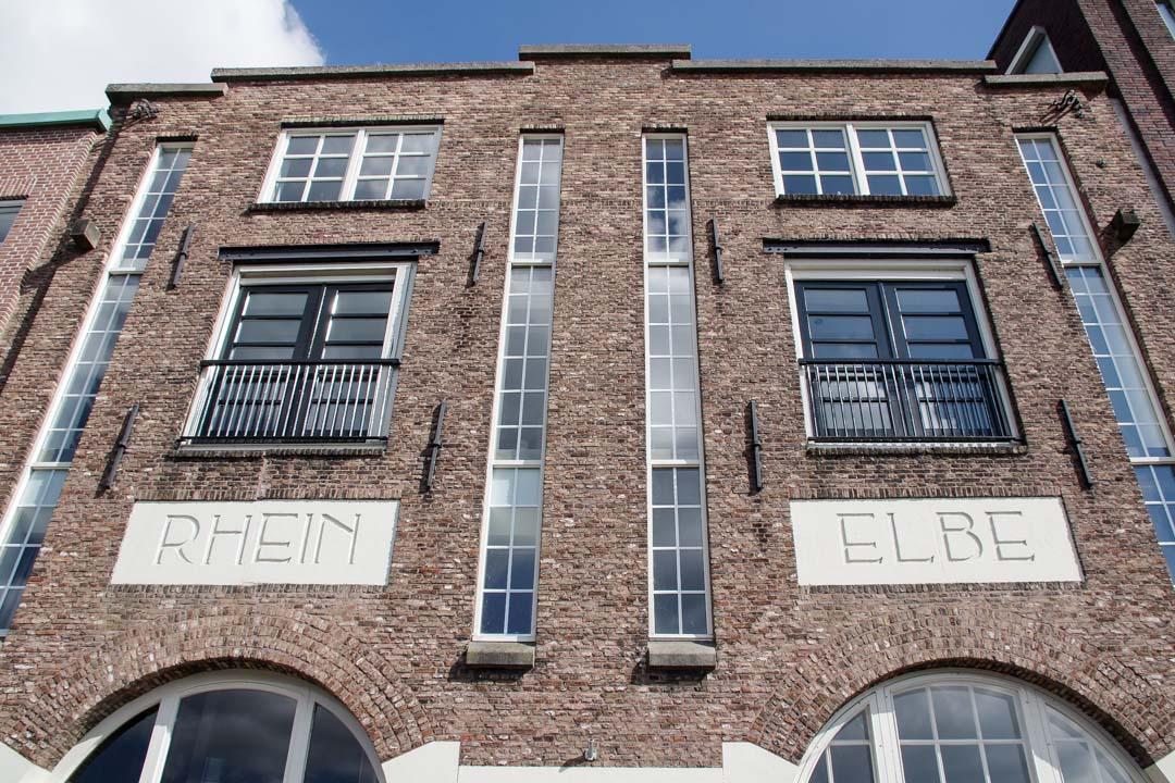 immeuble art déco Rhein Elbe - Dordrecht