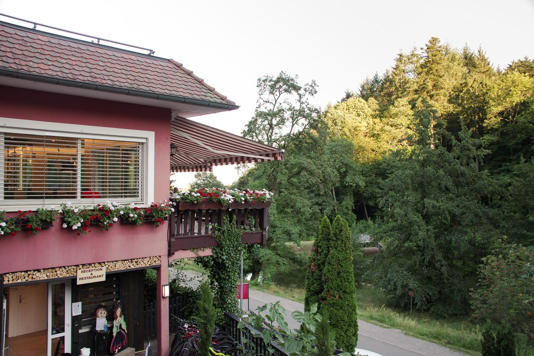 Hotel Le Floridor à Thann
