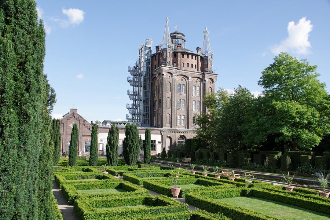 jardin paysager de la villa augustus