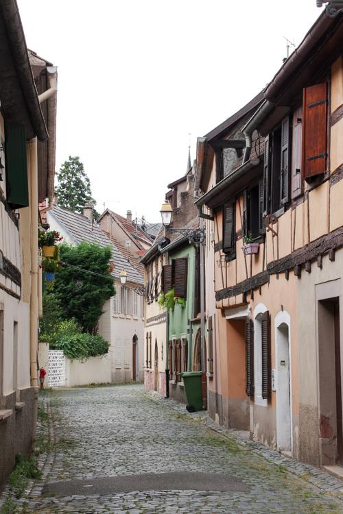 Ruelle dans Molsheim