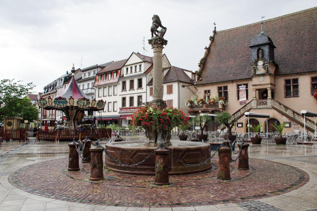 Mosheilm - place principale