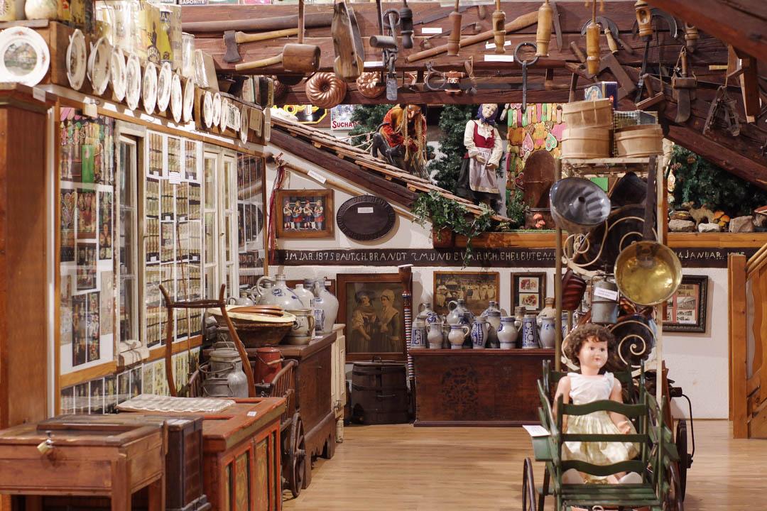 musée du pain d'épices à Gertwiller