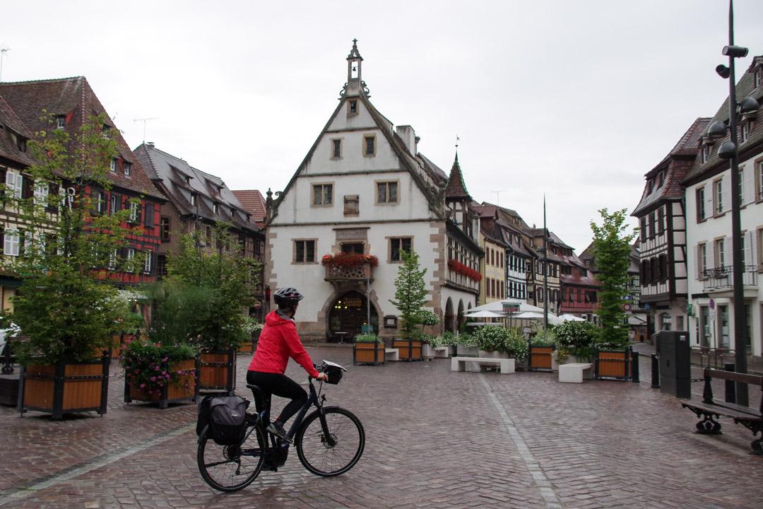 place principale d'Obernai