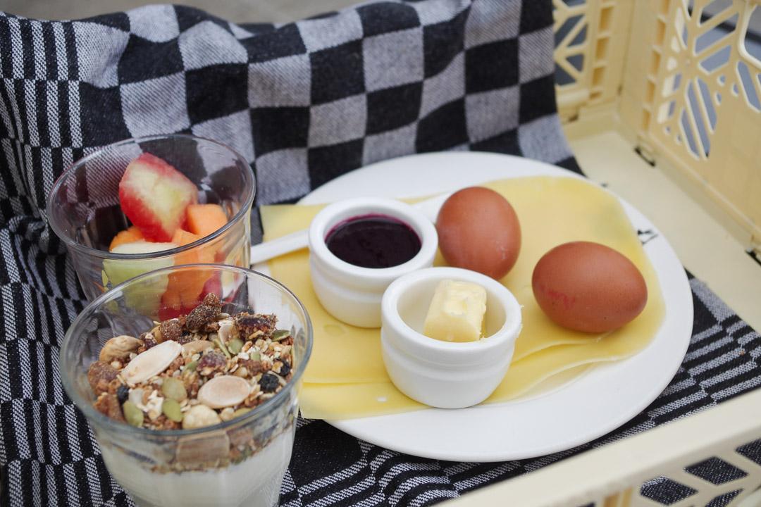 Petit déjeuner - Villa Augustus