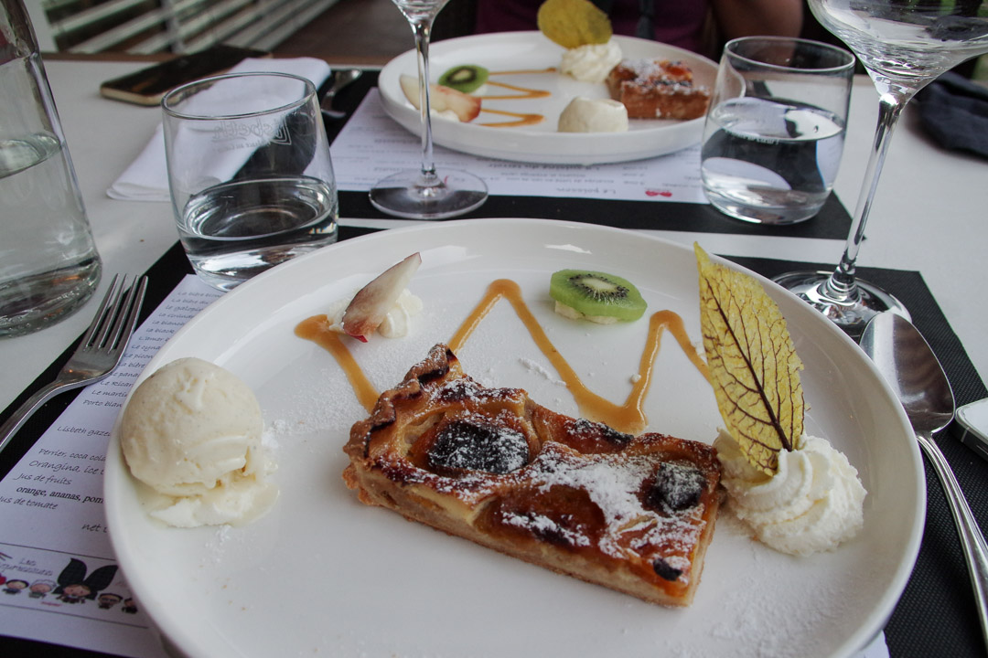 tarte - restaurant le floridor à Thann