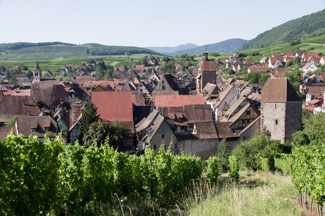 Riquewihr en Alsace