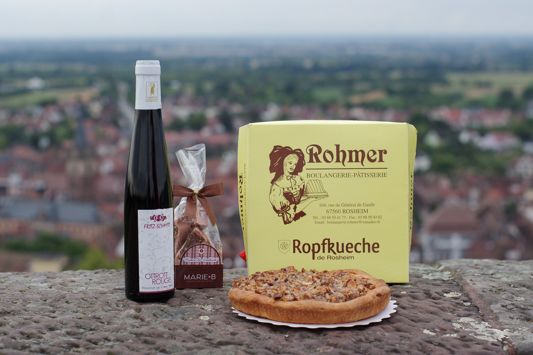 spécialités culinaires de Rosheim