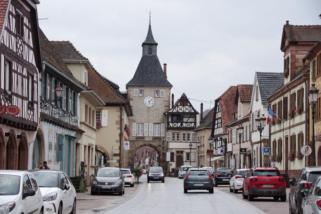 Ville de Rosheim en Alsace