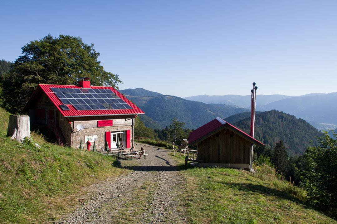 Auberge du Gazon Vert dans les Vosges