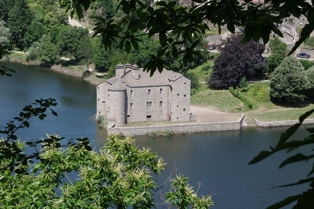 Chateau du Castanet