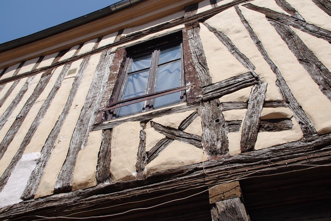 maison à colombages à Epernon